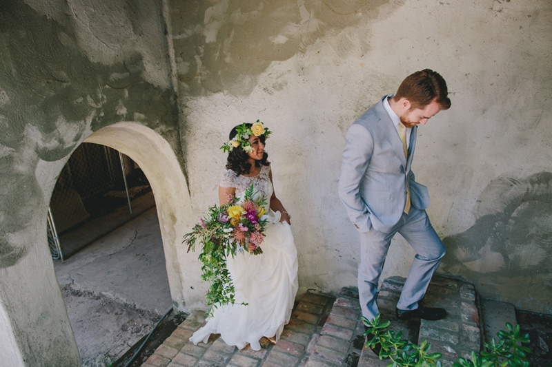 Castle House and Garden Wedding Bonny Doon Wedding__009