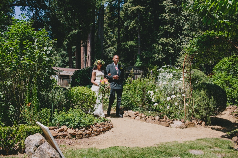 Castle House and Garden Wedding Bonny Doon Wedding__014