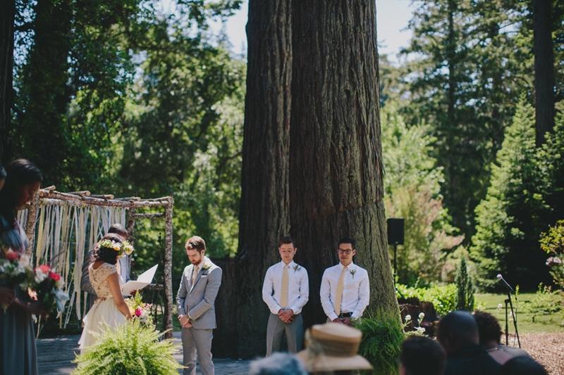 Castle House and Garden Wedding Bonny Doon Wedding__015