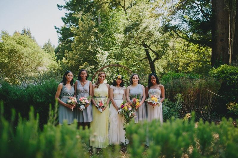 Castle House and Garden Wedding Bonny Doon Wedding__019