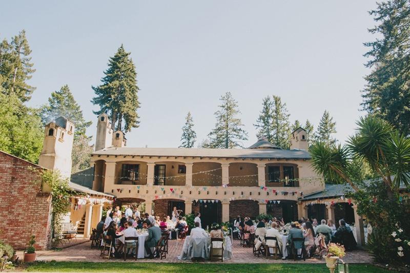 Castle House and Garden Wedding Bonny Doon Wedding__024