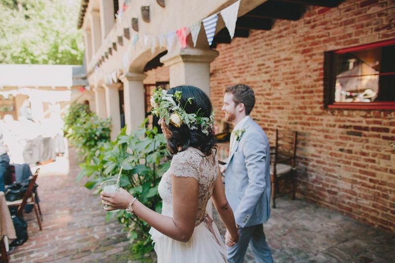 Castle House and Garden Wedding Bonny Doon Wedding__025