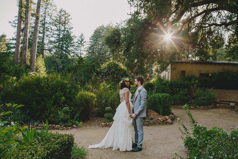 Castle House and Garden Wedding Bonny Doon Wedding__028