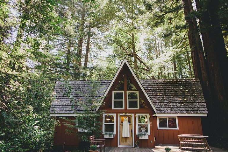 Redwood Wedding San Francisco Tiny Home Dj Sequoia Retreat Center 002