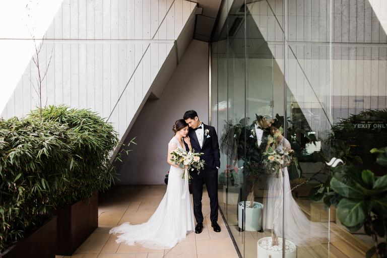 Downtown San Francisco Wedding Photographer