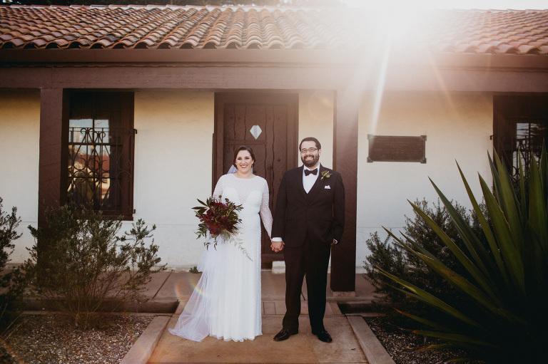 Presidio Wedding