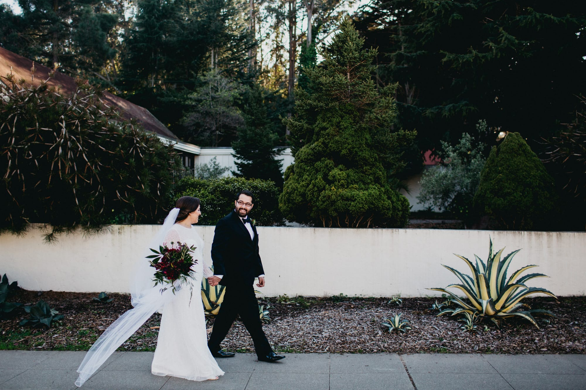 Presidio Wedding