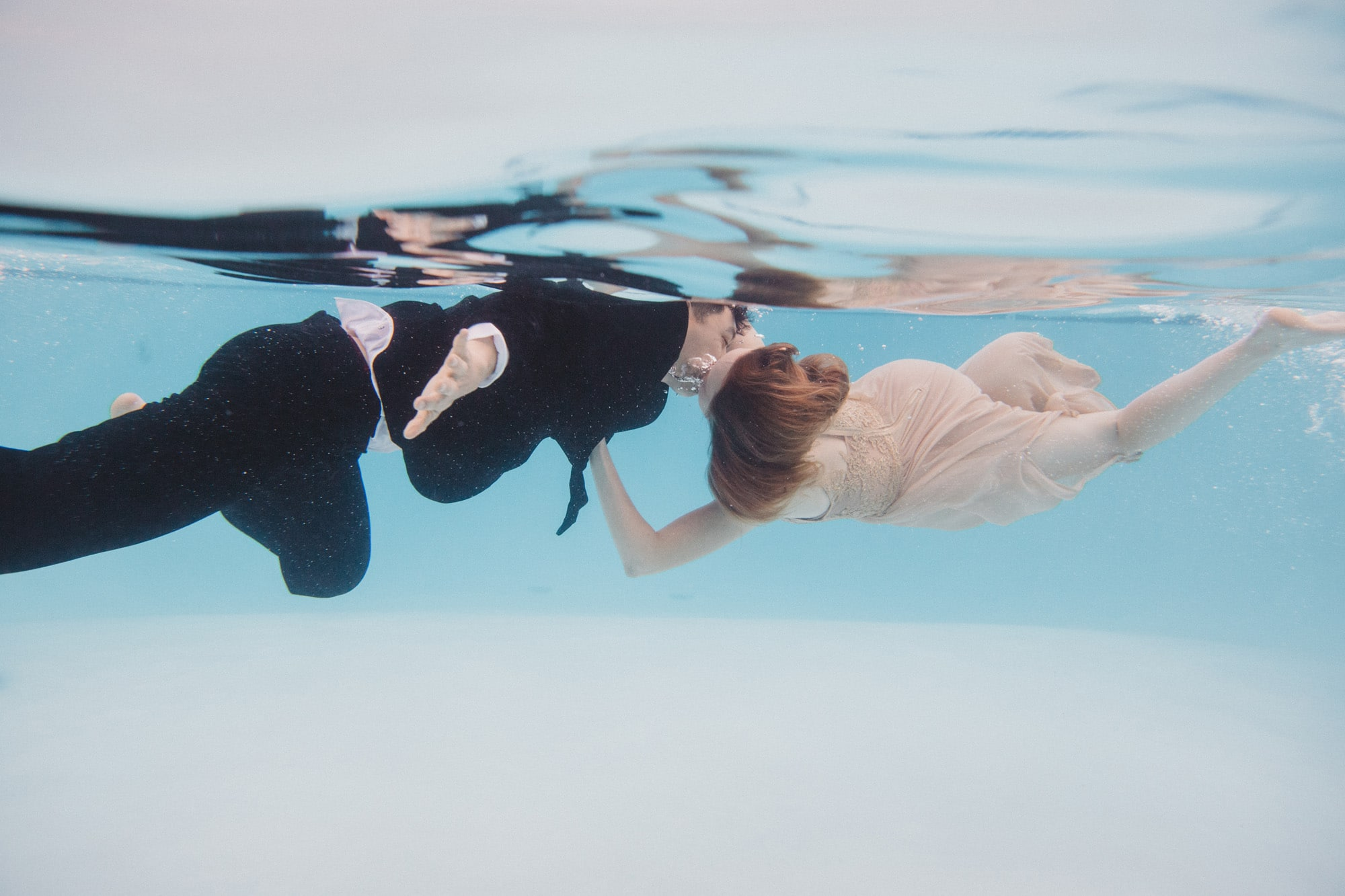 Underwater Engagement Session