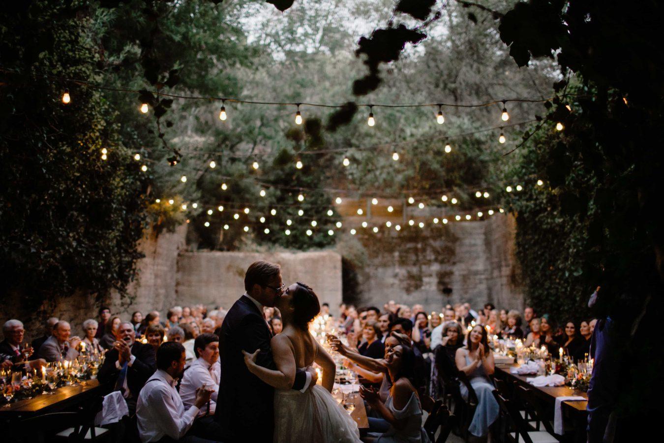 sandrock farm wedding on the California coast