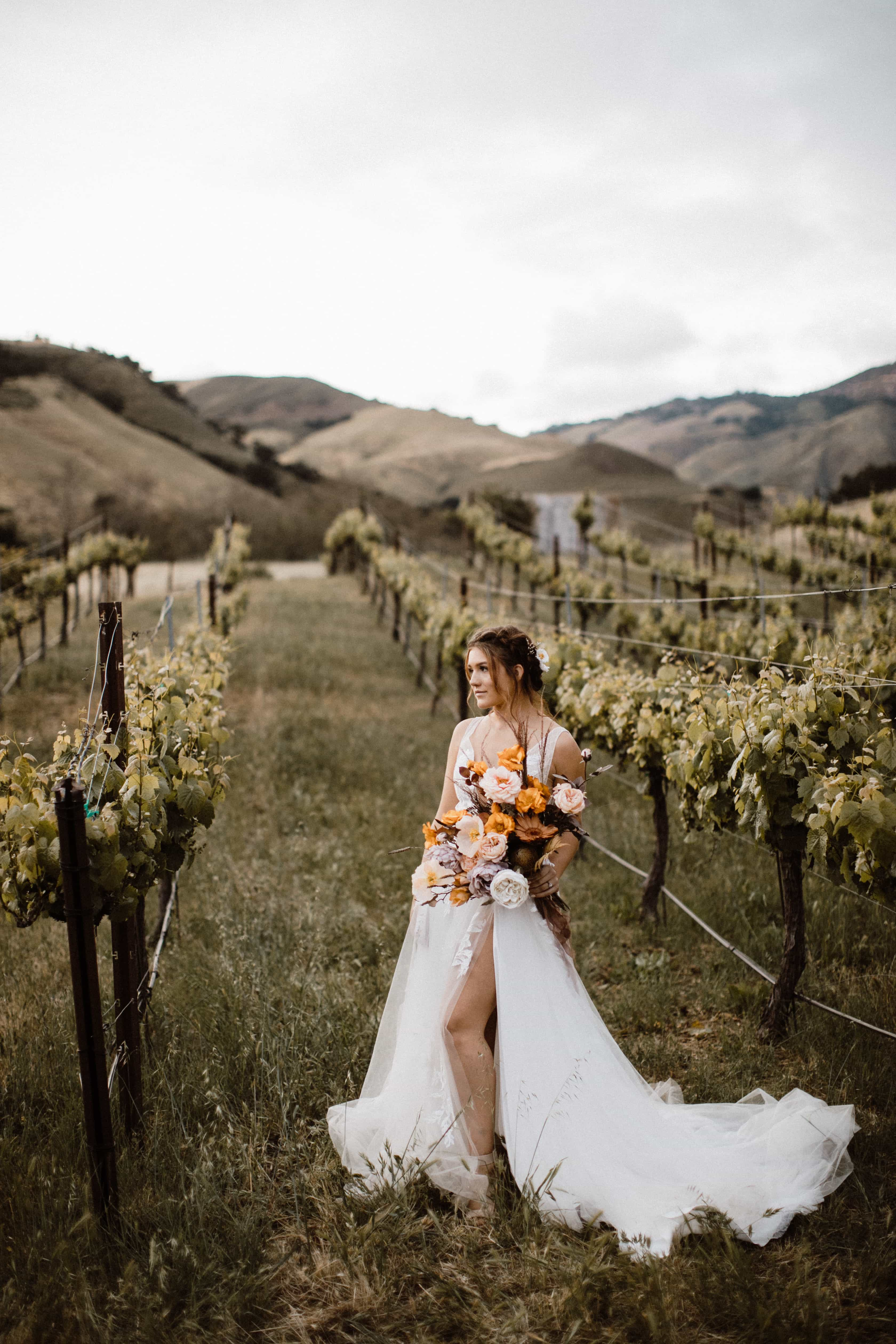 ruffled weddings higuera ranch